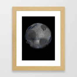 Spacellage Framed Art Print