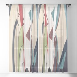 What Do You Call THAT Variant? Sheer Curtain