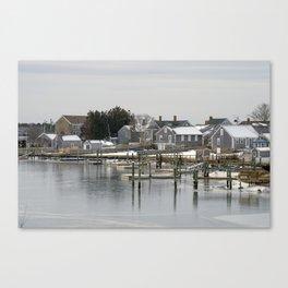 Westport Point, Westport, MA Canvas Print