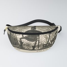 This will kill that // I kill this and that / /Ceci tuera cela Fanny Pack