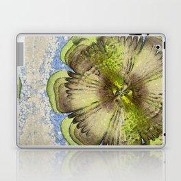 Diastaltic Wraith Flower  ID:16165-040334-27340 Laptop & iPad Skin