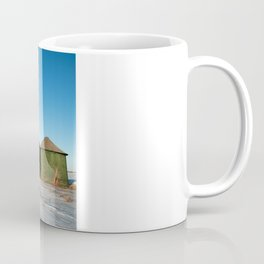 Green Grain Bins Coffee Mug