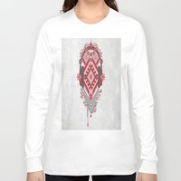 ethnic Long Sleeve T-shirts featuring Ethnic by sophtunes