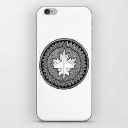 Ice Hockey team - Jets iPhone Skin