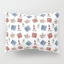 Patriotic Picnic Pillow Sham