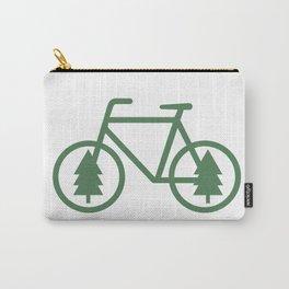 Pacific Northwest Cycling - Bike, Bicycle, Portland, PDX, Seattle, Washington, Oregon, Portlandia Carry-All Pouch