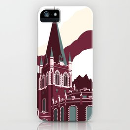 Sanctuary XXVII iPhone Case