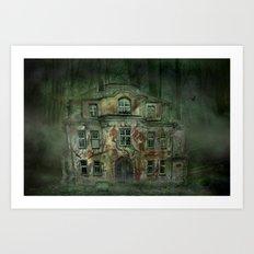 Welcome Home ! Art Print