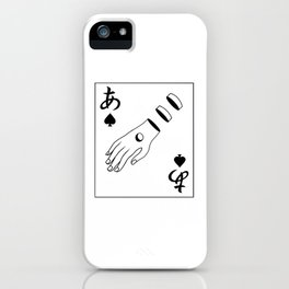 Playing Card / Ace / As iPhone Case