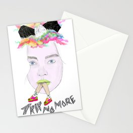 Trip No More/Just Eat Them Stationery Cards