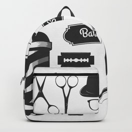 Barber Tools Backpack