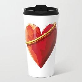 Thorny Heart Travel Mug