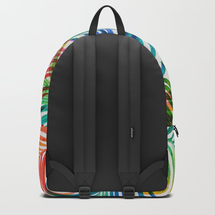 My Tropical Garden 14 Backpack