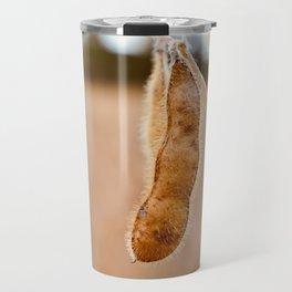 Golden Soybean Travel Mug
