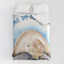Time To Relax Comforters