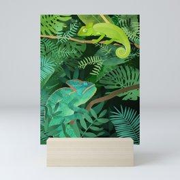 Chameleons Mini Art Print