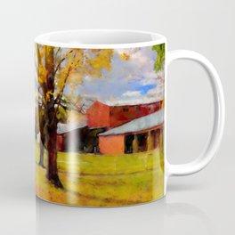 Massachusetts - Autumn Colors Coffee Mug