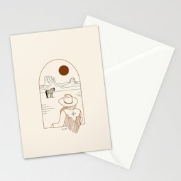 Lost Pony - Rustic Stationery Cards