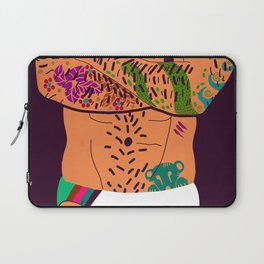 The artist - natural Laptop Sleeve