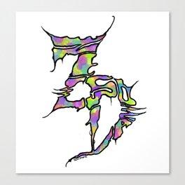 Zeds Dead Canvas Print