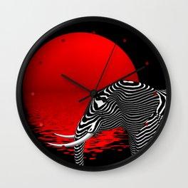 clock face -21- Wall Clock