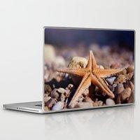 starfish Laptop & iPad Skins featuring Starfish by Ersen-T