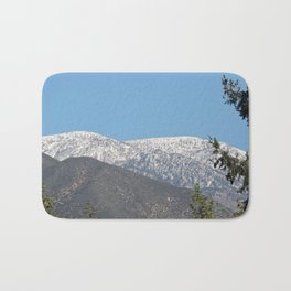 Southern California Snow Tease Bath Mat
