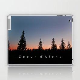 Coeur d Alene, Idaho Laptop & iPad Skin