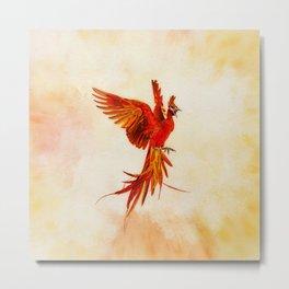 Phoenix Rising - #2 Metal Print