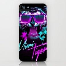Miami Tiger iPhone (5, 5s) Slim Case