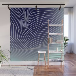 Indirect Vortex Wall Mural