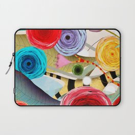 Nobody said it was easy Laptop Sleeve