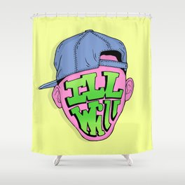 Fresh Prince of Bel Air Shower Curtain