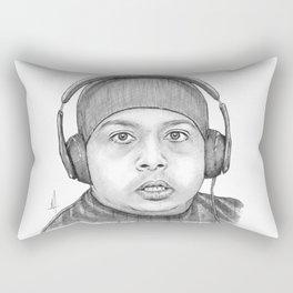 Dashiexp Portrait Rectangular Pillow