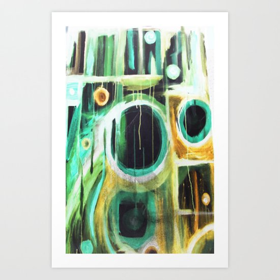 recklessly  Art Print