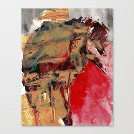 Look. Canvas Print