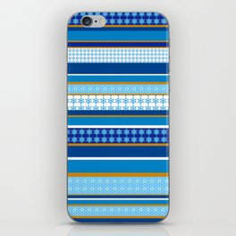 hanukkah wrap iPhone Skin