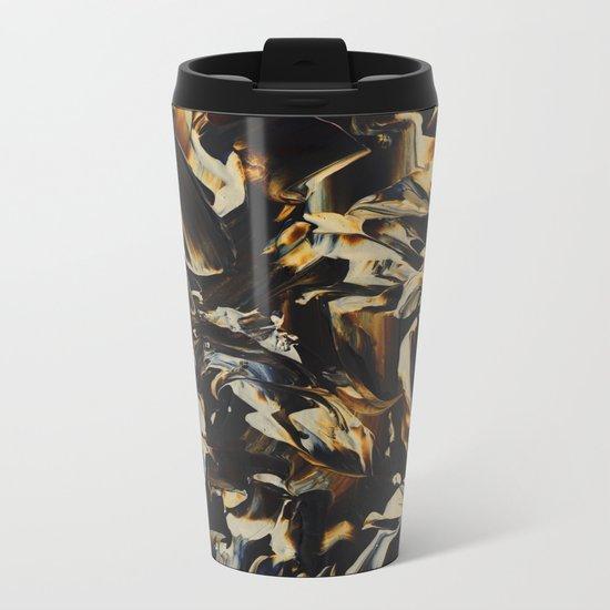 untitled. Metal Travel Mug