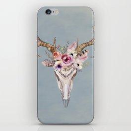 Deer Skull 2 iPhone Skin