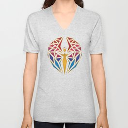 Arcane Angel Unisex V-Neck