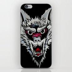 White Wolf  iPhone & iPod Skin