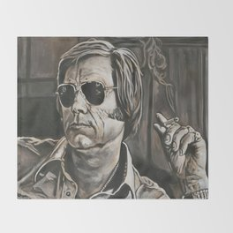 George Jones Throw Blanket