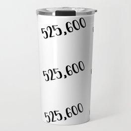 Measure in Love Travel Mug