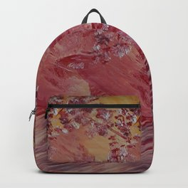 Women Nature by Lu Backpack