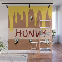 The Hunny Pot Wall Mural