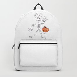 Skeletal Greetings Backpack