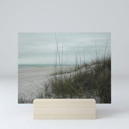 In The Dunes Mini Art Print