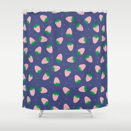 pineberry Shower Curtain