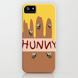 The Hunny Pot iPhone Case