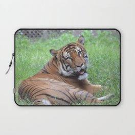 just relaxing Laptop Sleeve
